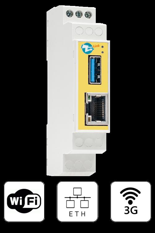 Zeus Link Wi-Fi 3G